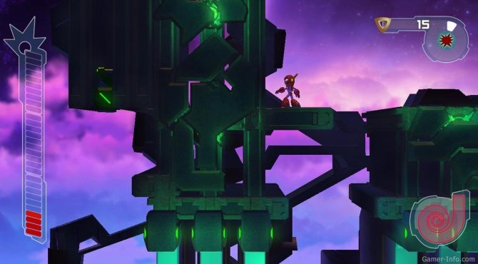 Скриншот игры Explodemon!