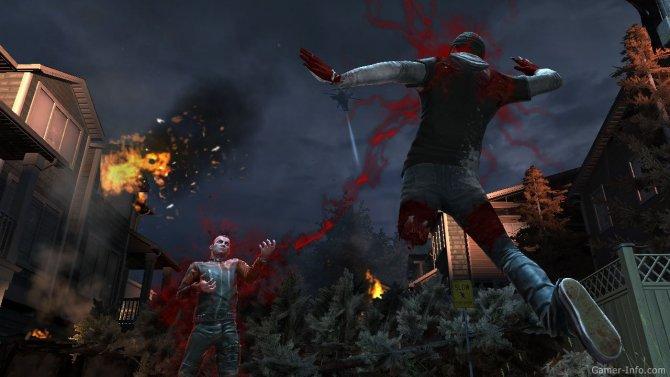 Скриншот игры F.E.A.R. 3