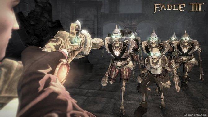 Скриншот игры Fable III