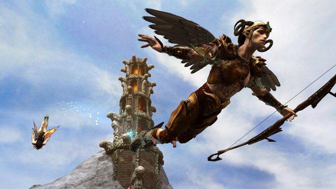 Скриншот игры Faery: Legends of Avalon