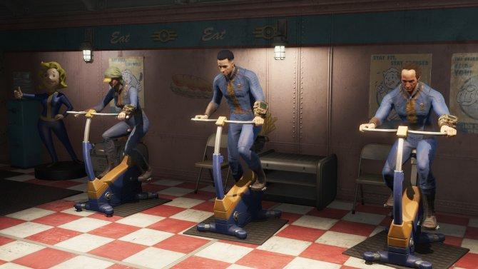 Скриншот игры Fallout 4
