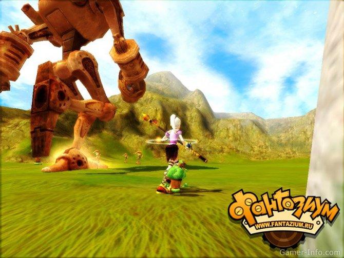 Скриншот игры Фантазиум