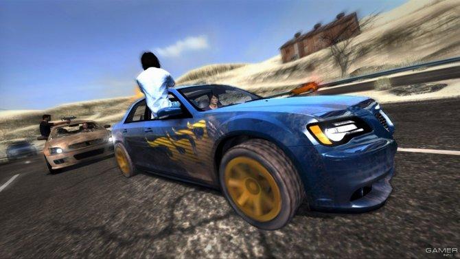 Скриншот игры Fast & Furious: Showdown