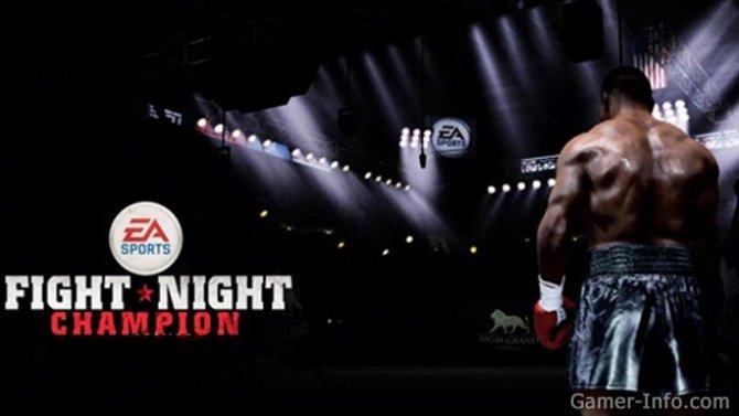 Скриншот игры Fight Night: Champion