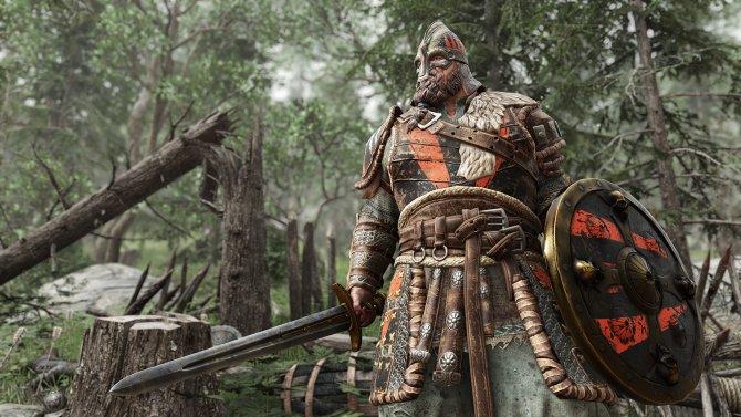 Скриншот игры For Honor