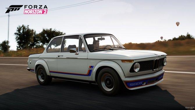 Скриншот игры Forza Horizon 2