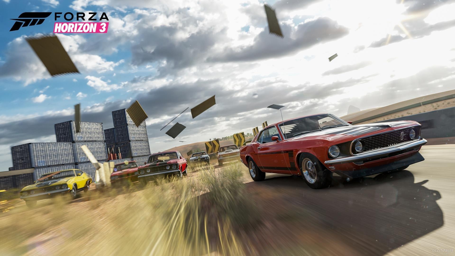 Разработчики Forza Horizon заняты новым проектом