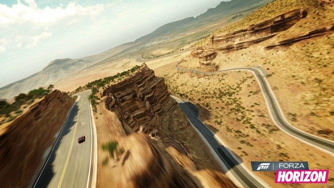 Скриншот игры Forza Horizon
