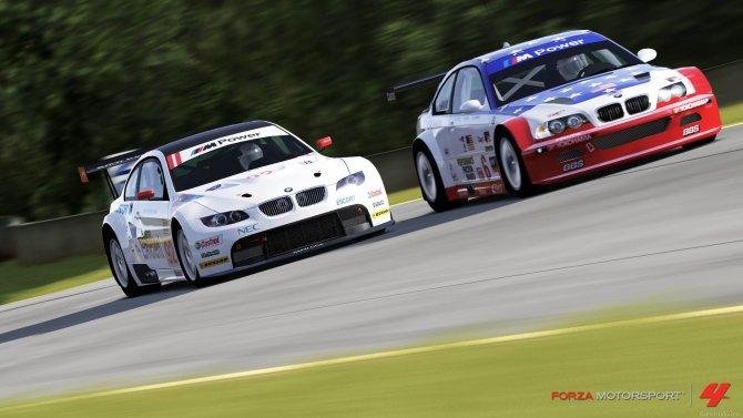 Скриншот игры Forza Motorsport 4