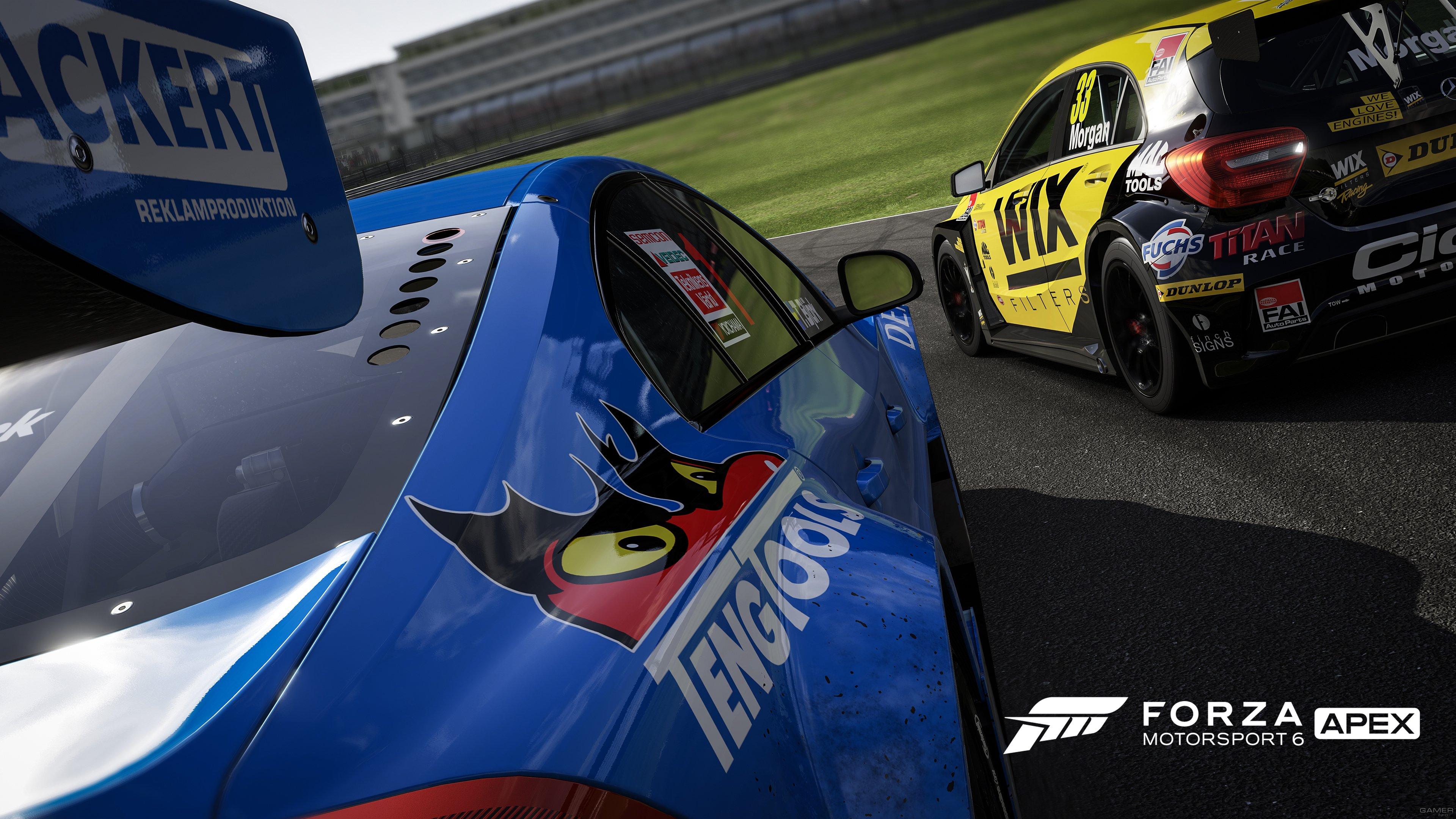 Релиз Forza Motorsport 6: Apex