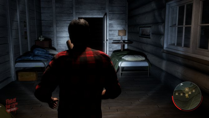 Скриншот игры Friday the 13th: The Game
