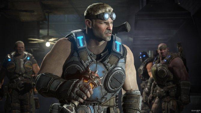 Скриншот игры Gears of War: Judgment