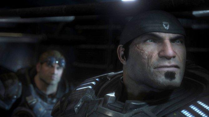 Скриншот игры Gears of War Ultimate Edition