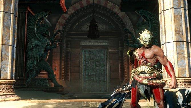 Скриншот игры God of War: Ascension
