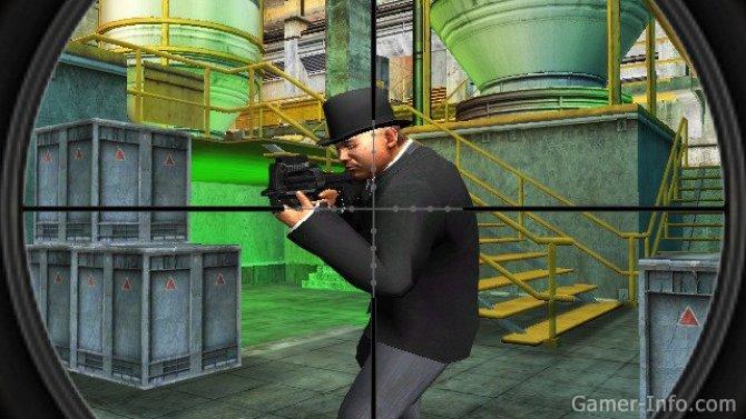 Скриншот игры GoldenEye 007