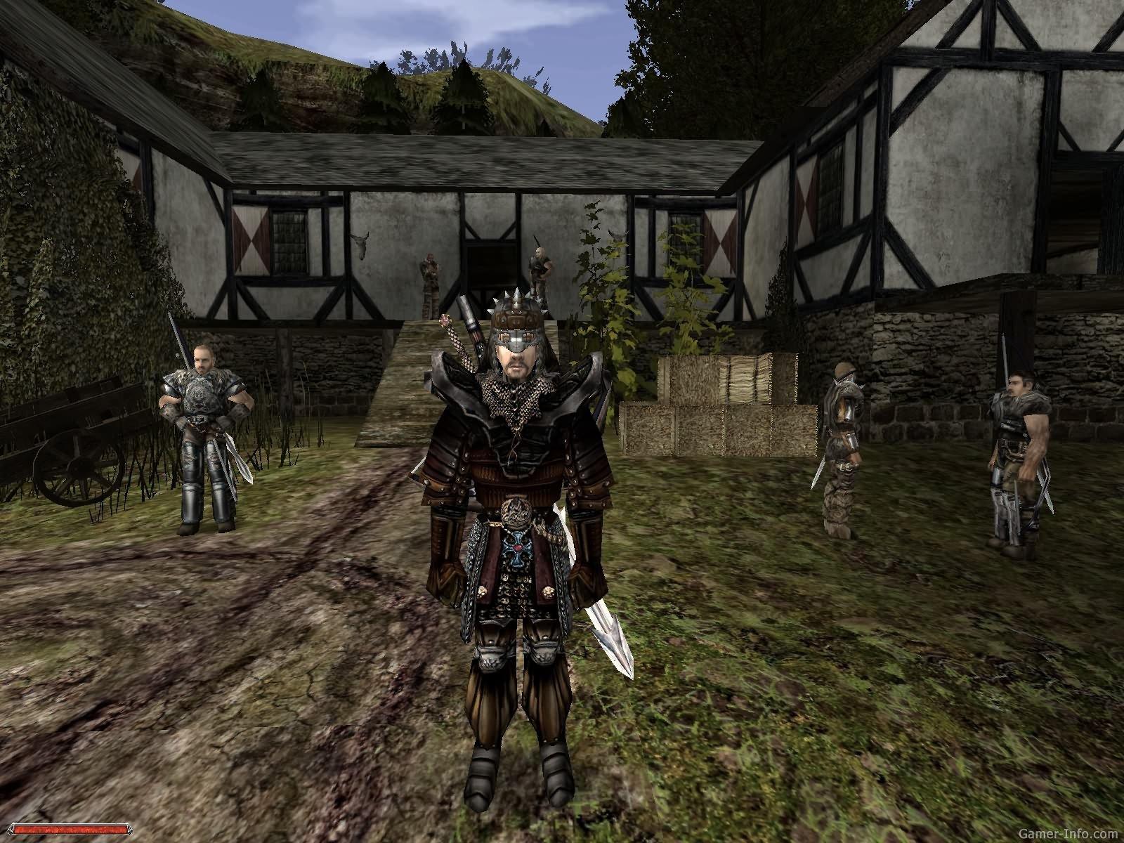 Моды для готики 2 ночь ворона gothic 2 night of the raven.