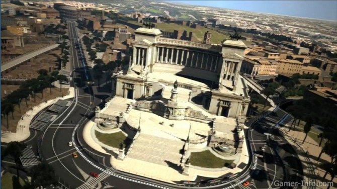 Скриншот игры Gran Turismo 5
