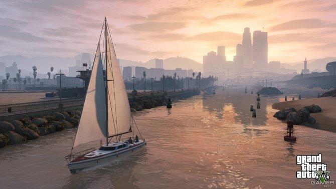 Скриншот игры Grand Theft Auto V