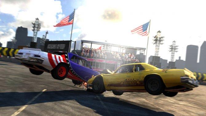 Скриншот игры GRID 2