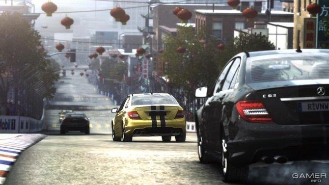 Скриншот игры GRID Autosport