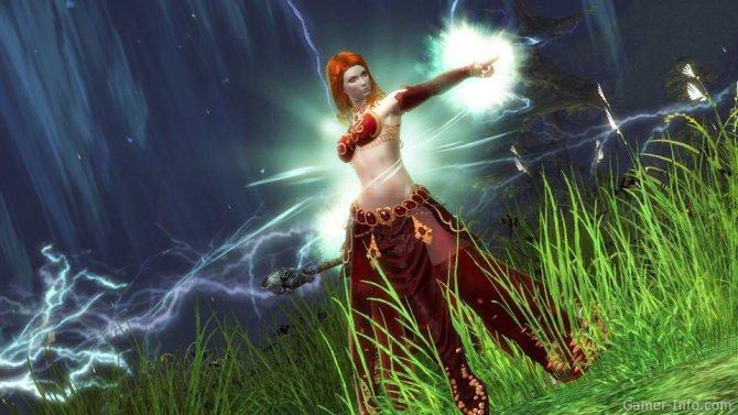 Скриншот игры Guild Wars 2