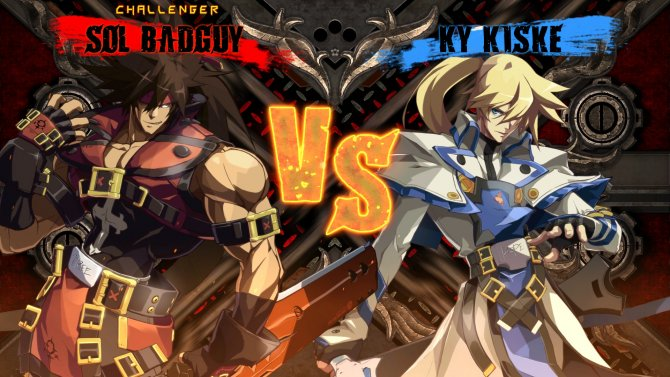 Скриншот игры Guilty Gear Xrd -REVELATOR-