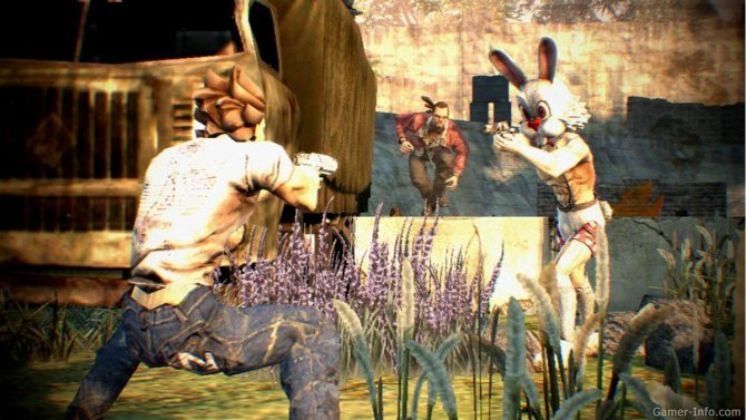 Скриншот игры Gun Loco