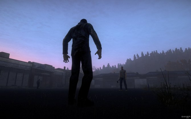 Скриншот игры H1Z1: Just Survive