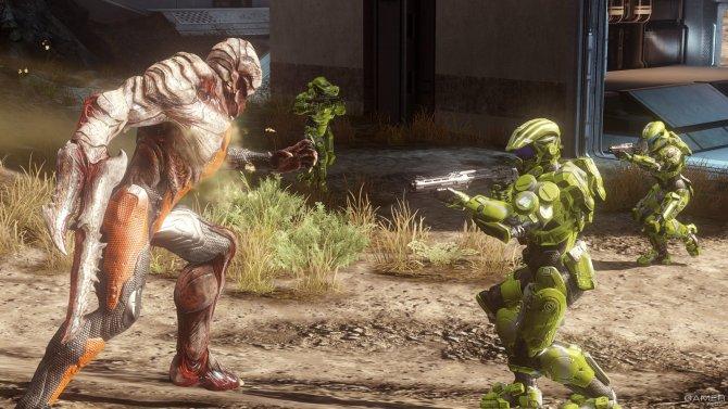 Скриншот игры Halo 4