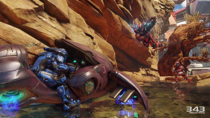 Скриншот игры Halo 5: Guardians