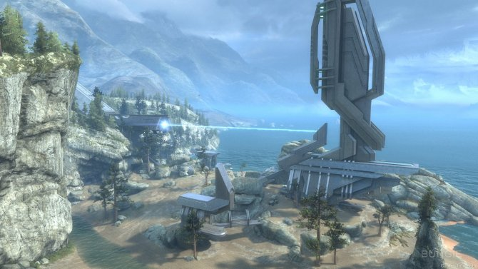 Скриншот игры Halo: Reach