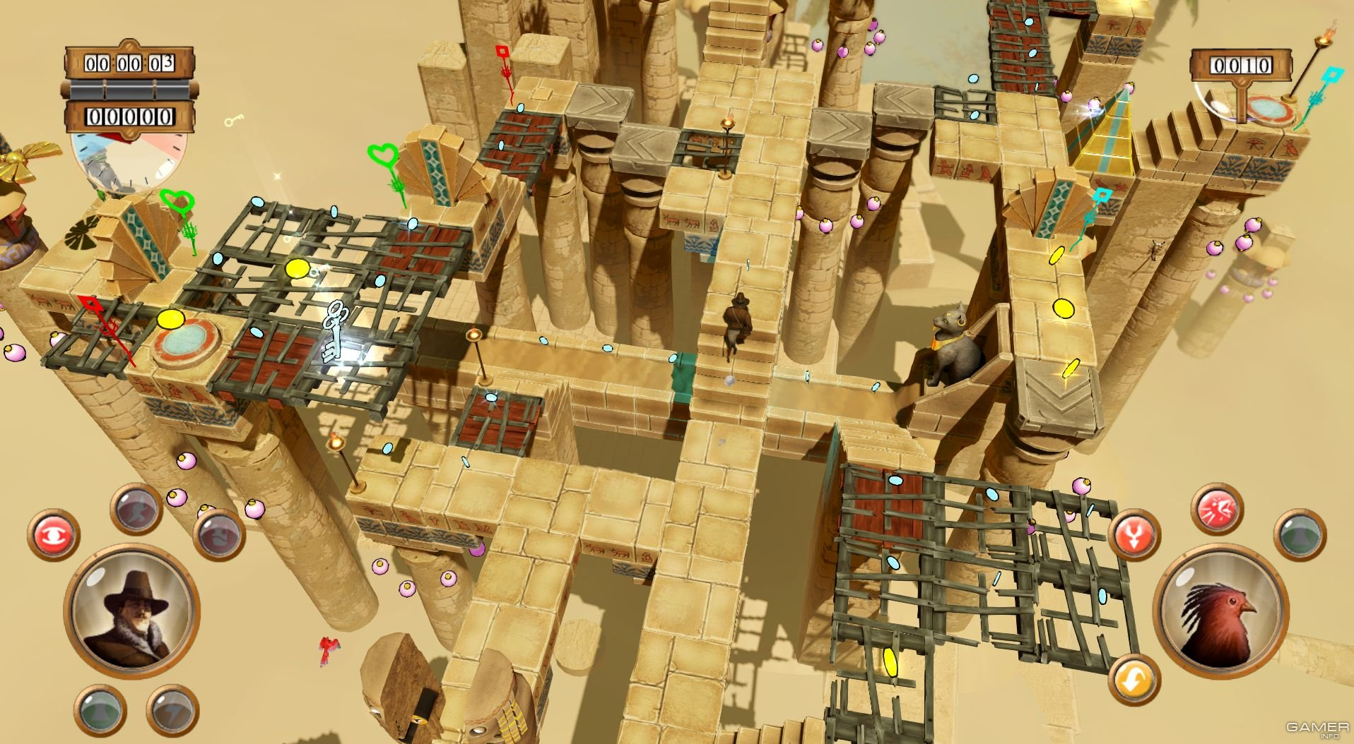 Hamiltons great adventure - pc game - download mf, mu