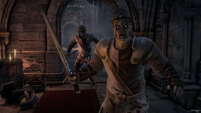 Скриншот игры Hellraid