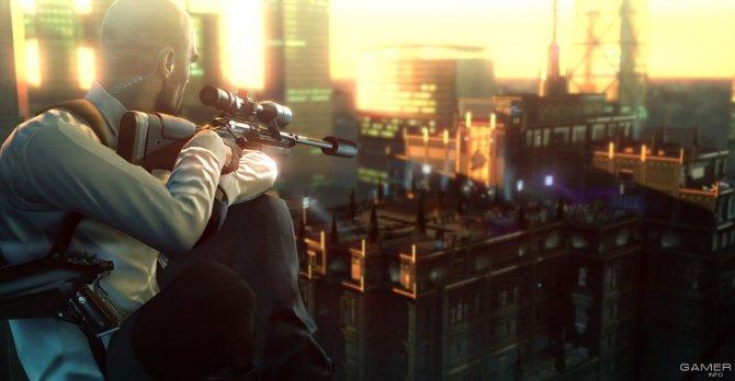 Скриншот игры Hitman: Absolution