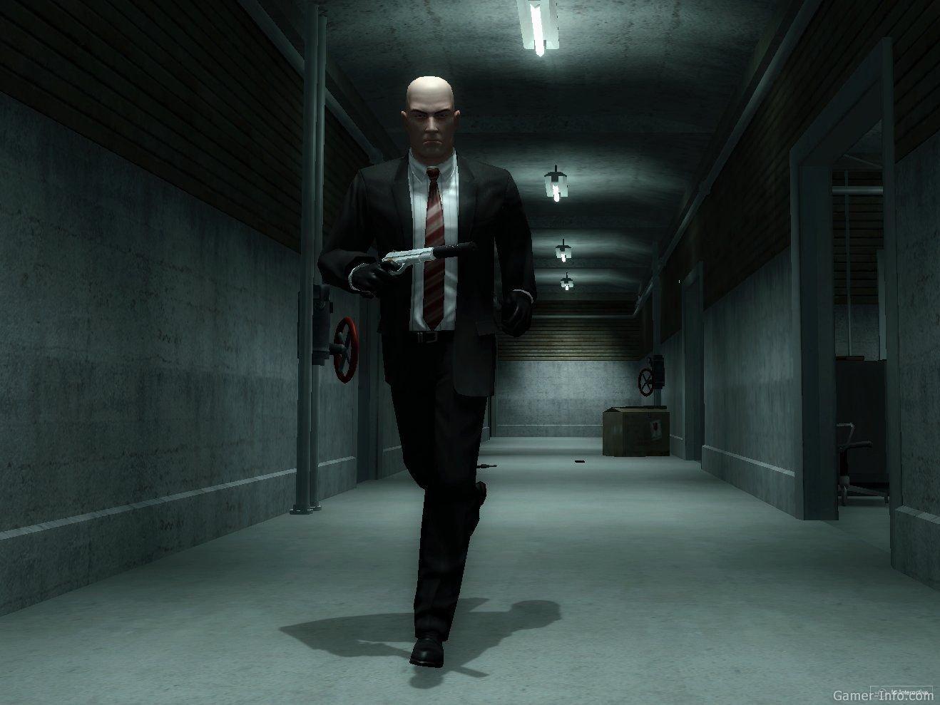 Патч для Hitman Blood Money - устраняет ошибки, приводящие к вылету