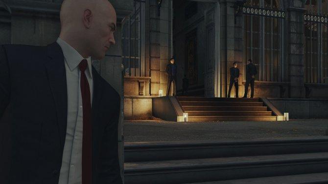 Скриншот игры Hitman