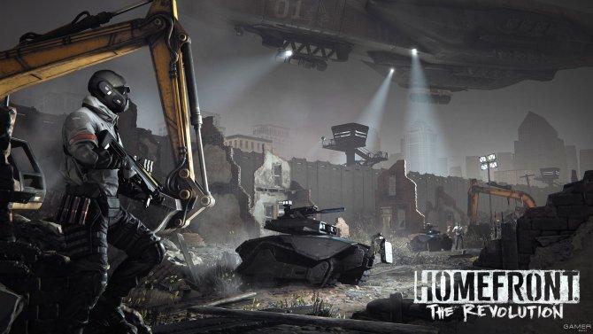 Скриншот игры Homefront: The Revolution