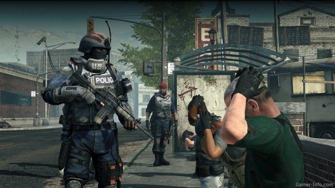 Скриншот игры Homefront