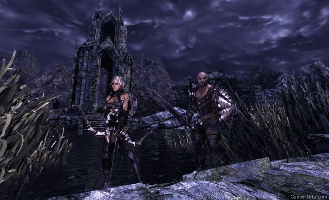 Скриншот игры Hunted: The Demon's Forge