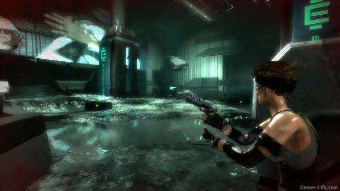 Скриншот игры Hydrophobia