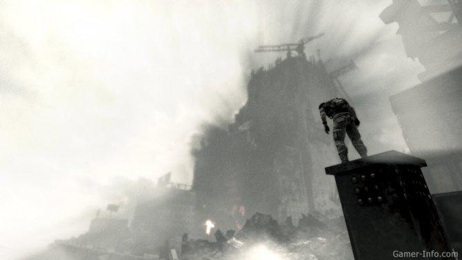 Скриншот игры I Am Alive