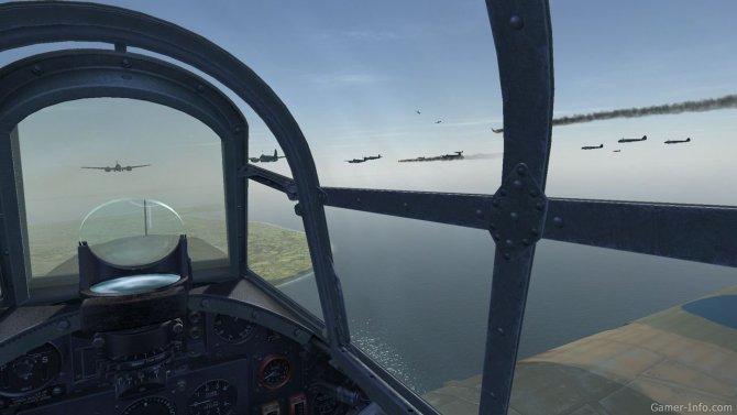 Скриншот игры Ил-2 Штурмовик: Битва за Британию
