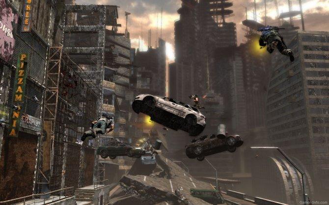 Скриншот игры Inversion