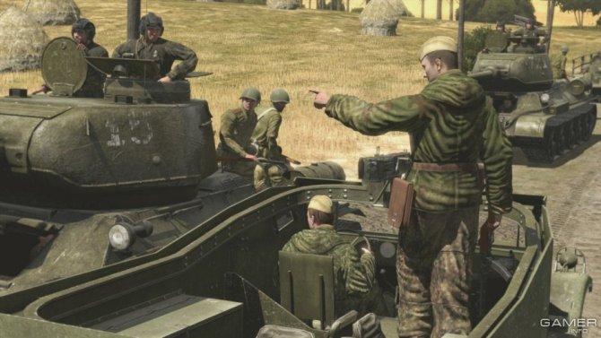 Скриншот игры Iron Front: Liberation 1944