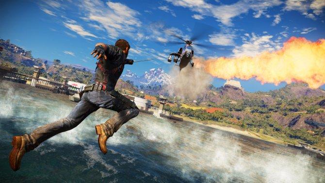Скриншот игры Just Cause 3