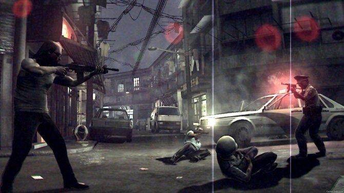 Скриншот игры Kane & Lynch 2: Dog Days