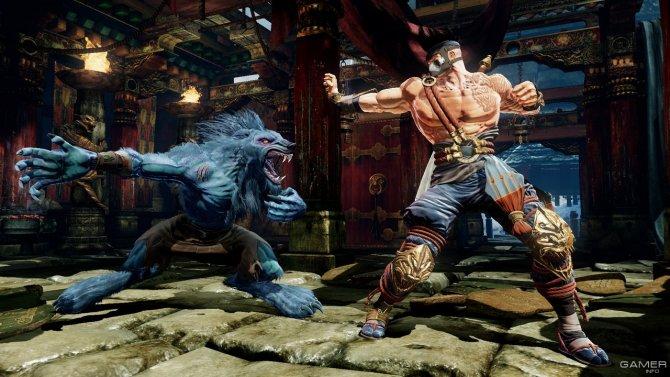 Скриншот игры Killer Instinct