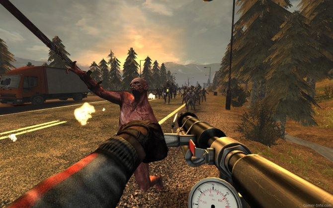 Скриншот игры Killing Floor