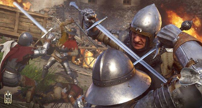 Скриншот игры Kingdom Come: Deliverance