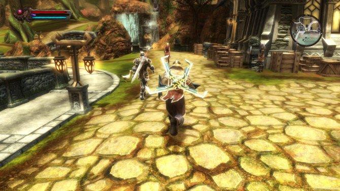 Скриншот игры Kingdoms of Amalur: Reckoning